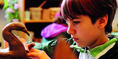 Tvůrčí dílny pro školáky aneb Za dveřmi Jedle