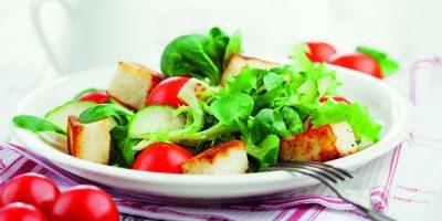 Zdravé zeleninové saláty