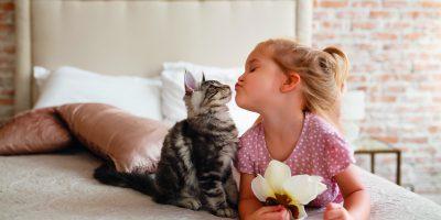 Dítě a zvíře? Společné soužití má svá pozitiva