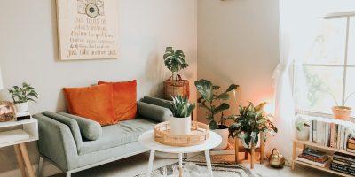 Inspirace pro stylový obývací pokoj