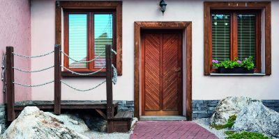 Jak vybírat vchodové dveře