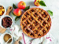 Sladká chuť jablek