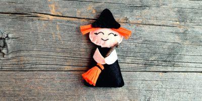 Veselá čarodějka