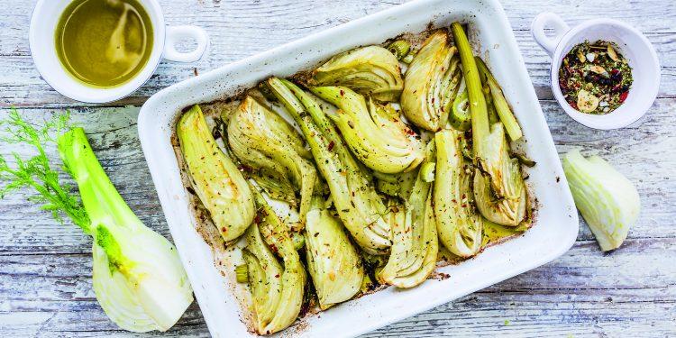 Netradiční zeleninová jídla